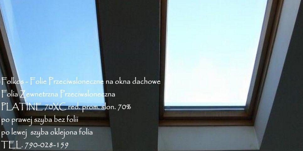 Nietypowy Okaz Folie zewnętrzne przeciwsłoneczne -Folia na okna do domu ES77